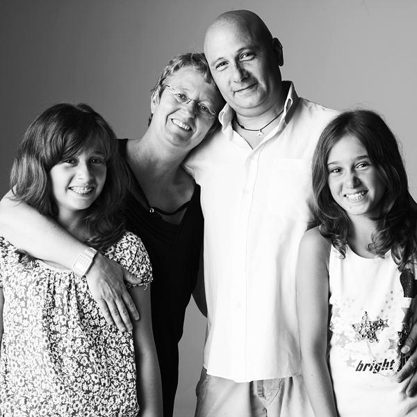 Brunetti's family